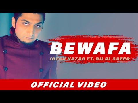 Video Bewafa | Irfan Nazar | Bilal Saeed | Latest Punjabi Song download in MP3, 3GP, MP4, WEBM, AVI, FLV January 2017