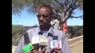 Madaxwaynaha Somaliland Axmed Siilaanyo Oo Ka Qayb Galayay Xuska Maalinta Qoomiyadaha Ethiopia Oo La
