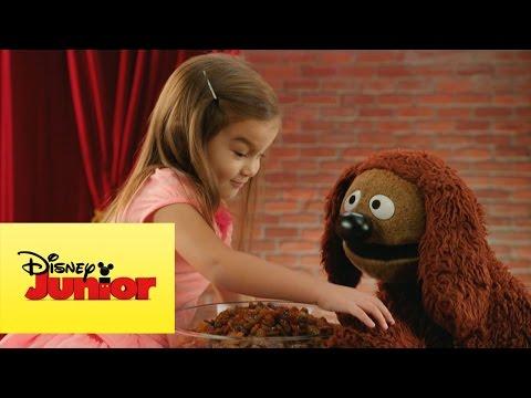 Momento Muppet - Frutos secos