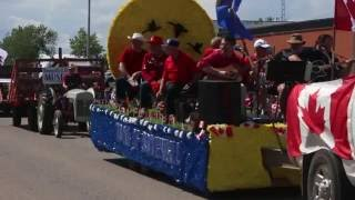 Bonnyville (AB) Canada  City new picture : Canada Day celebrations in Bonnyville, AB