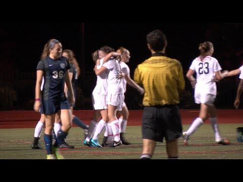 #12 Lynchburg Women's Soccer vs Virginia Wesleyan