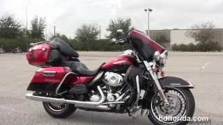 6. Used 2013 Harley Davidson Electra Glide Ultra Limited Motorcycles for sale
