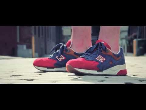 0 UBIQ x New Balance 1600 The Benjamin   Video