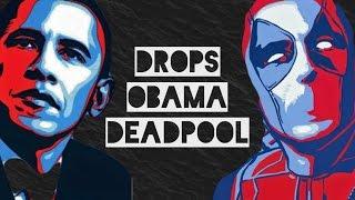 Mensagens Subliminares: Obama e Deadpool