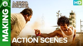 "You can download the Munna Michael game here: https://play.google.com/store/apps/details?id=com.erosnow.MunnaMichaelWatch how the Cast & Crew of Munna Michael are awed by Tiger's death defying  stunts! In this behind the scenes dare delivery from the Dance Action Film 'Munna Michael'.Check out the other exclusive videos of ""Munna Michael"" here: http://bit.ly/MunnaMichaelOfficialVideosMovie: Munna MichaelCast: Tiger Shroff, Nawazuddin Siddiqui & Nidhhi AgerwalDirected By: Sabbir KhanProduced By: Eros International & Viki Rajani""Munna Michael"" releases in theatres on 21st July, 2017.To watch more log on to http://www.erosnow.comFor all the updates on our movies and more:https://www.youtube.com/ErosNowhttps://twitter.com/#!/ErosNowhttps://www.facebook.com/ErosNowhttps://www.facebook.com/erosmusicindiahttps://plus.google.com/+erosentertainmenthttp://www.dailymotion.com/ErosNowhttps://vine.co/ErosNow http://blog.erosnow.com"
