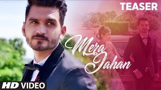 "T-Series presents sneak peak to the brand new song ""Mera Jahan"" in the voice of Gajendra Verma. Full Video Song Releasing  26th July 2017.Song Name: Mera JahanSinger Name: Gajendra VermaMusic Director: Gajendra VermaLyricist: Gajendra Verma, Kunaal VermaMusic Label: T-Series ___Enjoy & stay connected with us!► Subscribe to T-Series: http://bit.ly/TSeriesYouTube► Like us on Facebook: https://www.facebook.com/tseriesmusic► Follow us on Twitter: https://twitter.com/tseries► Follow us on Instagram: http://bit.ly/InstagramTseries"
