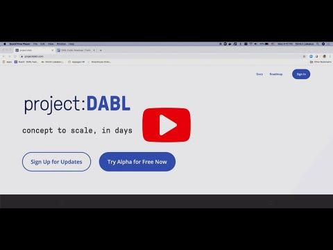 DABL Launch