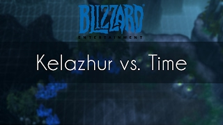 Kelazhur vs. Time - TvT - Map Contest Tournament, Blizzard Entertainment, World of Warcraft