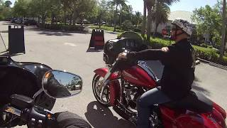 3. Test Ride 2018 Harley Ultra Limited