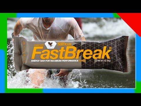 Forever Fastbreak™ - Forever Living PREMIUM Energie-Riegel
