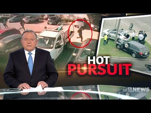 Nine + Seven News. Girl Foils Muslim Warriors.(home Invasion)(hoppers Crossing)(oliva Conder)