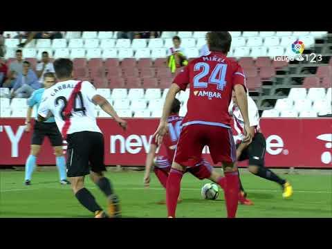 Resumen de Sevilla Atlético vs Real Zaragoza (2-2)