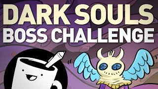 Video Artists Draw Dark Souls Bosses (That They've Never Seen Before) MP3, 3GP, MP4, WEBM, AVI, FLV Juni 2018