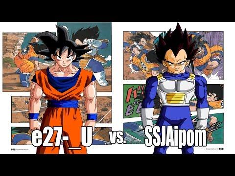 Dragon Ball Xenoverse 2: e27-_U Vs. SSJAipom (видео)