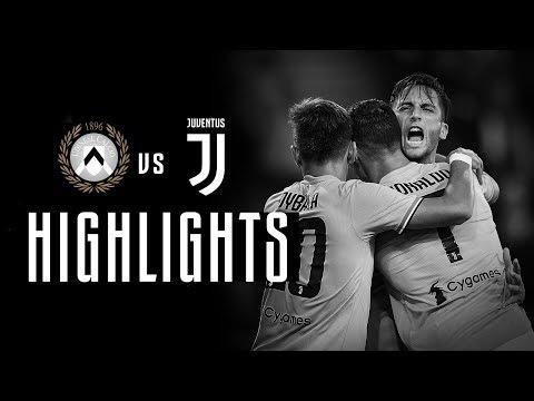HIGHLIGHTS: Udinese vs Juventus - 0-2 | Bentancur scores his first Bianconeri goal