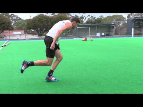Field Hockey Speed Work Drills