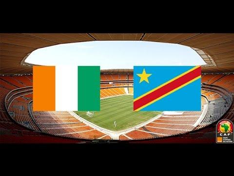 Côte d'Ivoire vs RD Congo (3-4) | Qualifications CAN 2015