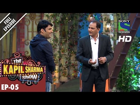 Video The Kapil Sharma Show - दी कपिल शर्मा शो-Ep-5-Azhar-7th May 2016 download in MP3, 3GP, MP4, WEBM, AVI, FLV January 2017
