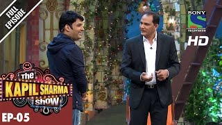 The Kapil Sharma Show                                              Ep 5 Azhar 7th May 2016