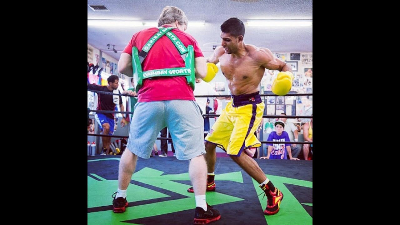 Amir Khan Boxing Speed Kills Videos 2011