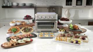 Air Fryer Toaster Oven Commercial Video Icon