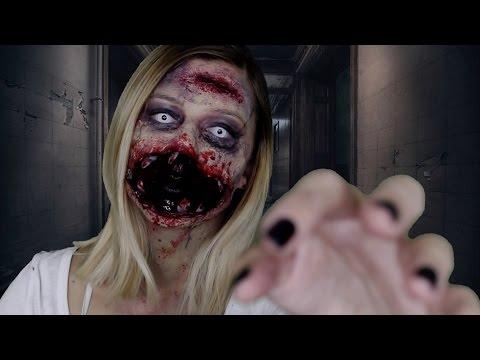 ZOMBIE / Maquillage halloween makeup tutorial