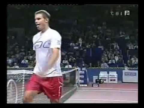 uno dei punti più belli della storia del tennis