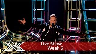 Olly Murs performs his new single, Grow Up! | Results Show | The X Factor UK 2016 Video