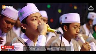 Video DEEN AS-SALAM BAHASA INDONESIA versi SYUBBANUL MUSLIMIN dengan LIRIK. ALL VOCAL SYUBBAND. MP3, 3GP, MP4, WEBM, AVI, FLV Oktober 2018