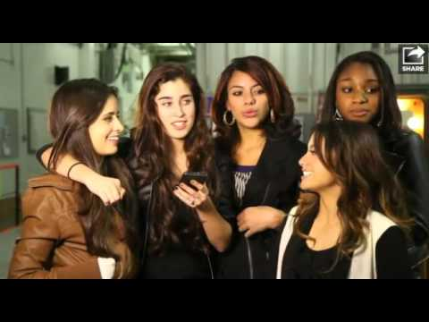 Text, Tweet, & Telephone: Fifth Harmony Top 10