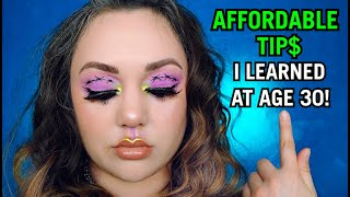 AFFORDABLE TIPS I LEARNED AT AGE 30! by Kat Sketch