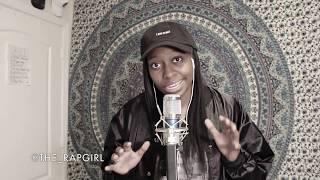 Sam Smith - Too Good At Goodbyes - The Rap Girl - Daisha McBride (Rap Cover)