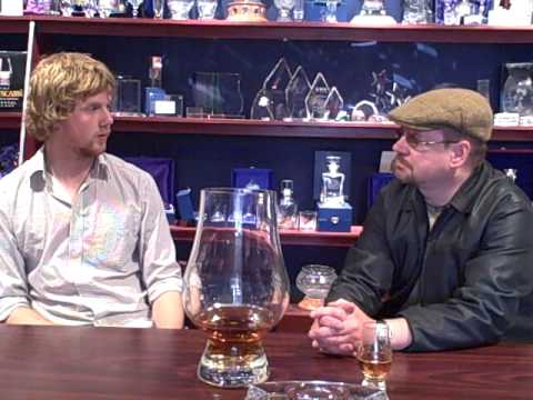 whisky review 71a - Andy@Glencairn Crystal (видео)