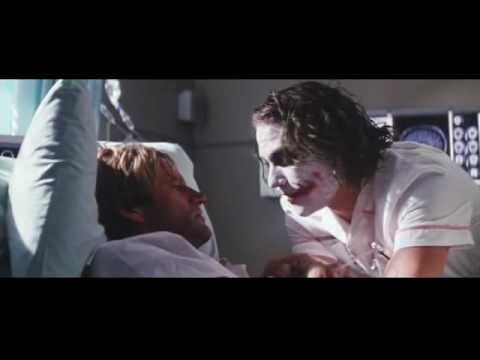 The Dark Knight: Hospital Scene