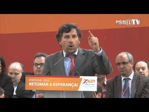 Pedro Roque na Sessão de Encerramento do XIII Congresso Nacional TSD