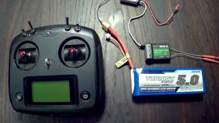 Video How to use telemetry with Flysky FS-i6s and FS-iA10B MP3, 3GP, MP4, WEBM, AVI, FLV Mei 2019