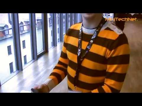 ASUS Eee PC S101H Netbook - ASUS Pressekonferenz 2009 (DE)