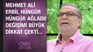 Mehmet Ali Erbil 2. Sayfa'da hüngür hüngür ağladı! Değişimi büyük dikkat çekti...