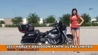 8. Used 2011 Harley Davidson Electra Glide Ultra Limited Motorcycles for sale - Miami, FL