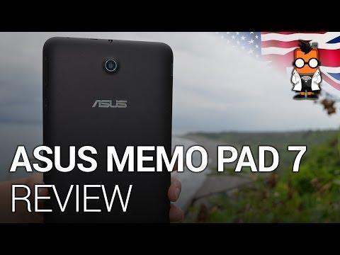 ASUS MeMO Pad 7 ME176C (2014) Review