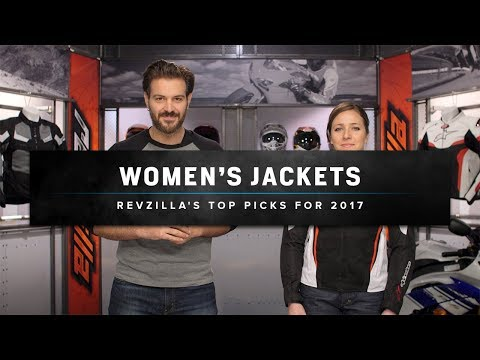 Best Women's Motorcycle Jackets 2017 at RevZilla.com