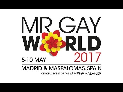 MR  GAY WORLD 2017 (видео)