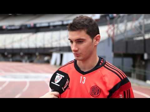 Lucas Alario, sobre la final de la Libertadores: