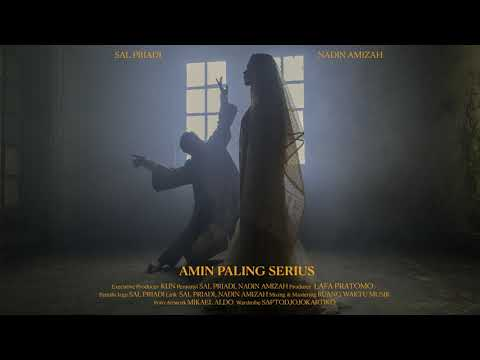 Sal Priadi & Nadin Amizah - Amin Paling Serius (Official Audio)