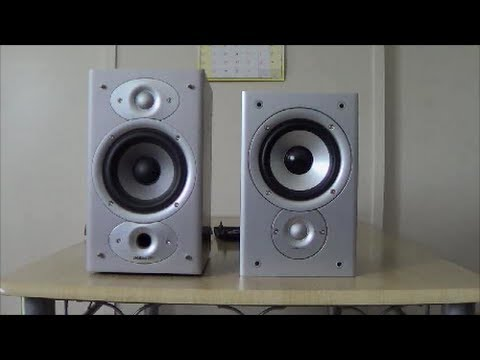 polk audio - Just a basic comparison between my Polk Audio RTi4 and Polk Audio Monitor 30 bookshelf speakers. I use the RTi4 for my home theater front and the Monitor 30 ...