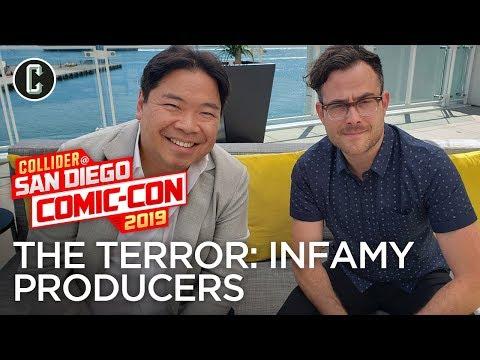 The Terror Season 2 Infamy Creators Interview