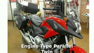 3. 2012 Honda NC700X DCT ABS Features and Walkaround