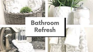 Video GUEST BATHROOM REFRESH | SPRING EDITION MP3, 3GP, MP4, WEBM, AVI, FLV Juli 2019