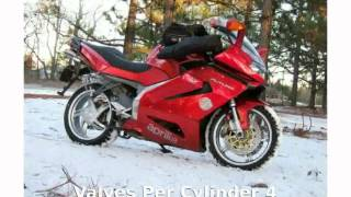2. 2005 Aprilia RST 1000 Futura - Top Speed & motorbike