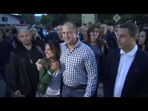 05.06.17 Президент Болгарии и бразильянка - DomaVideo.Ru